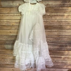 Other - Stunning! Christening Baptism Gown dress infant